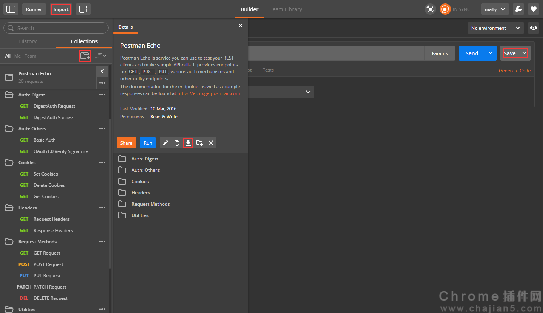 强大的 API调试、Http请求的工具Postman