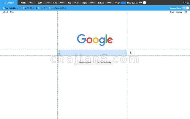 前端开发网页标尺Page Ruler