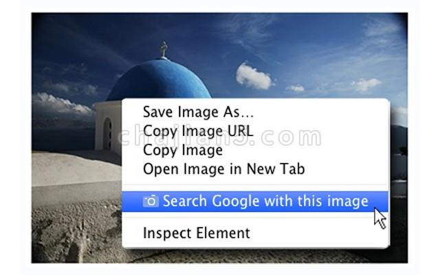 以图搜图的Chrome浏览器插件Search by Image