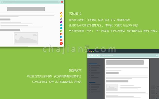 简悦SimpRead-用阅读模式浏览网页(类似 Safari的阅读模式)