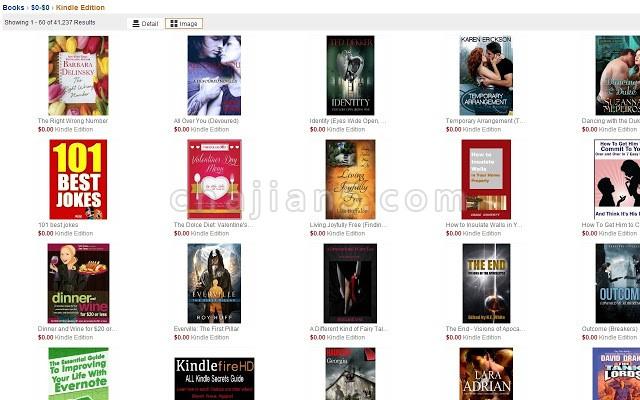Free eBooks on Amazon.com发现亚马逊平台上的免费电子书