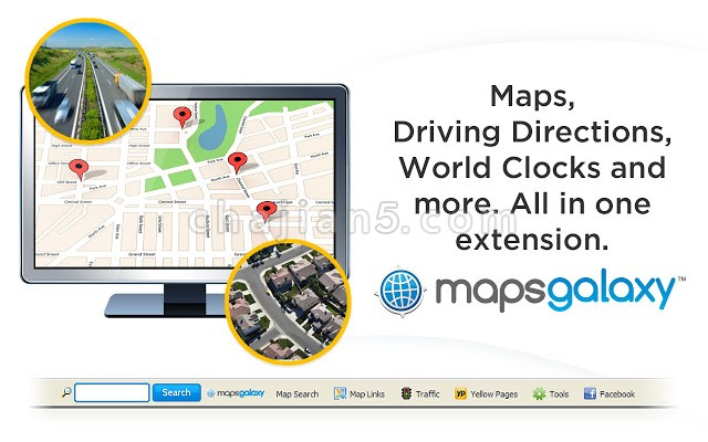MapsGalaxy地图标签插件