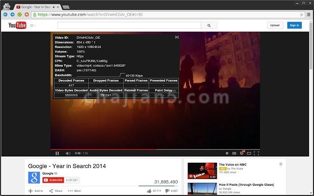 h264ify 缓解看Youtube高分辨率60fps视频丢帧情况