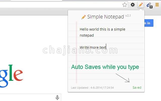 Simple Notepad 简洁的便签记事本工具