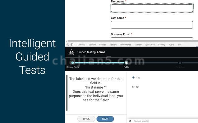 axe - Web Accessibility Testing 开发者辅助功能检查器