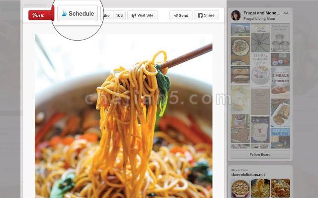 Tailwind Publisher轻松将内容发布到Pinterest和Instagram