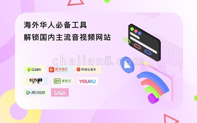 Bonus VPN - 海外华人访问国内网站的加速器