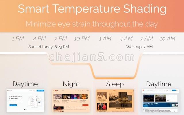 Screen Shader 智能护眼扩展 屏幕亮度调节