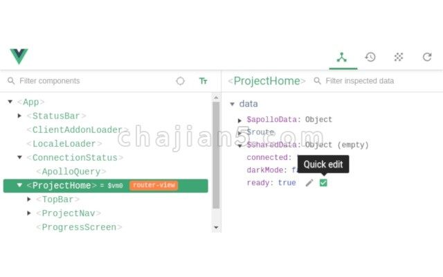 Vue.js devtools 在Chrome下调试代码Vue.js开发神器