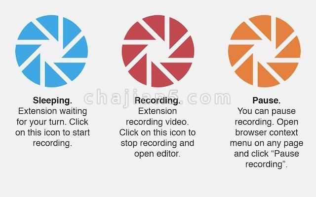 Aperture - 简单的屏幕录制工具