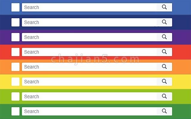 Color Changer for Facebook 为Facebook定制喜欢的颜色界面
