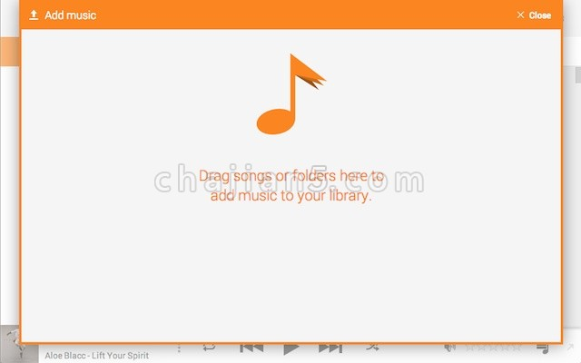 Google Play Music Google Play音乐Chrome专用版