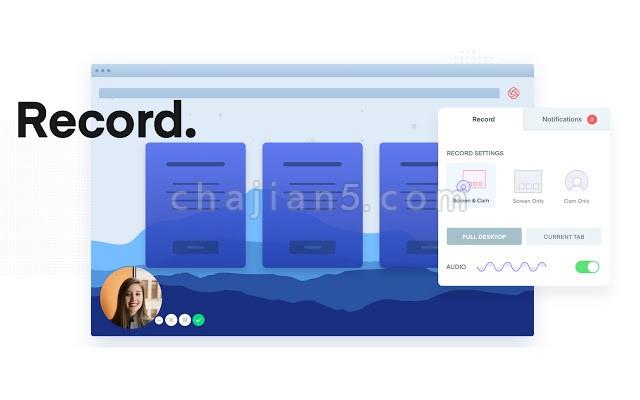 Loom for Chrome免费录屏插件
