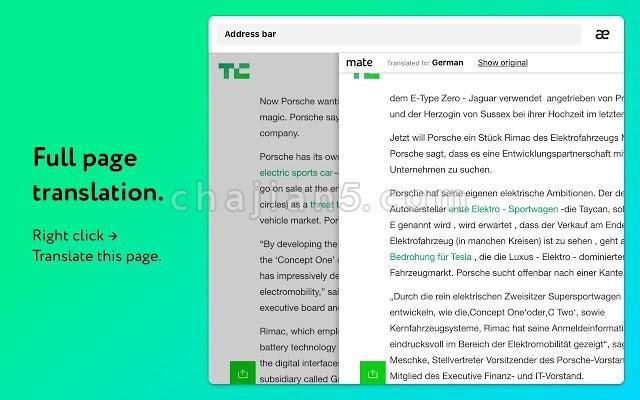 Mate Translate – 翻译器、词典(支持 103 种语言)
