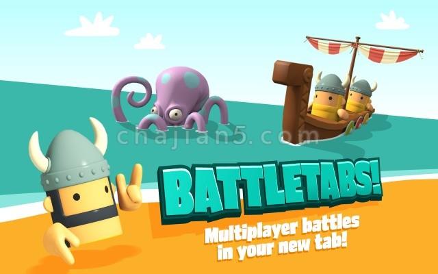 Battle Tabs 在新标签页玩battles游戏