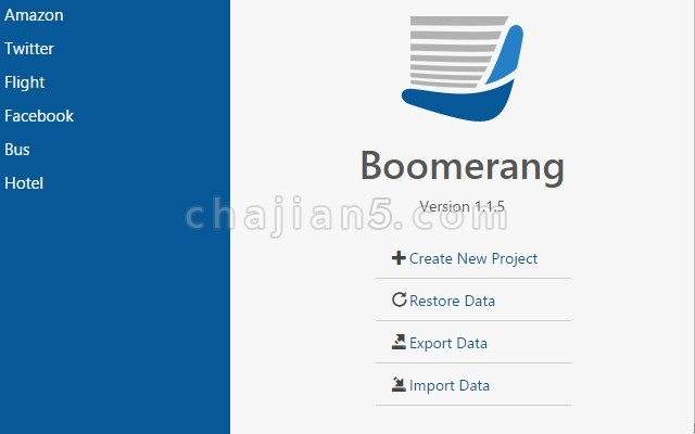Boomerang - SOAP & REST Client 生成具有默认值的SOAP请求