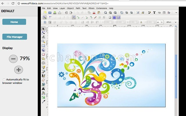 Inkscape 编辑器绘制和图形