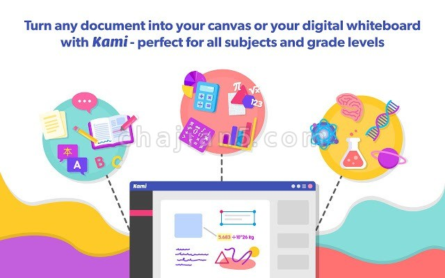 Kami Extension - PDF and Document Annotation PDF文档注释和标记工具