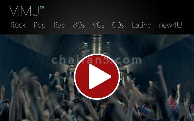 MusicTV 音乐电视 从 YouTube ™ 和 Vevo ™ 获取热门歌曲视频