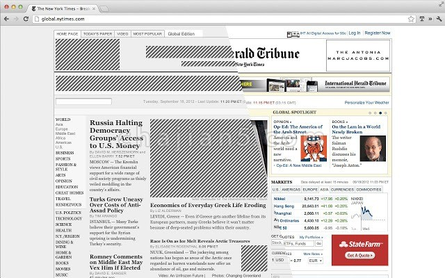 Text Mode 在需要的网页里采用无图模式
