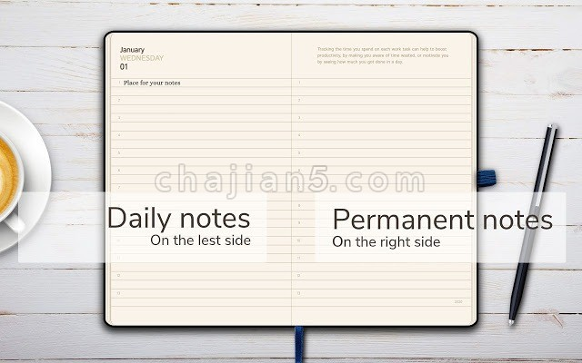 GoodPlan Notes 每日智能便笺