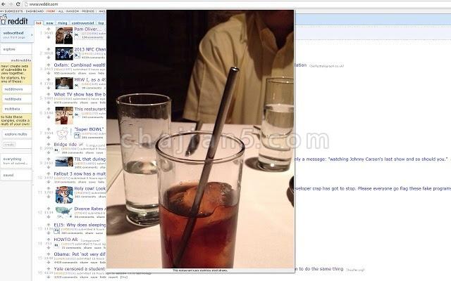 Hover Zoom+鼠标悬停缩小放大网站上图像/视频