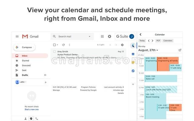 Meetingbird 团队电子邮件协作平台
