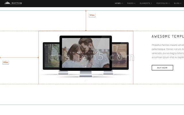 Smart Page Ruler 智能网页页面标尺