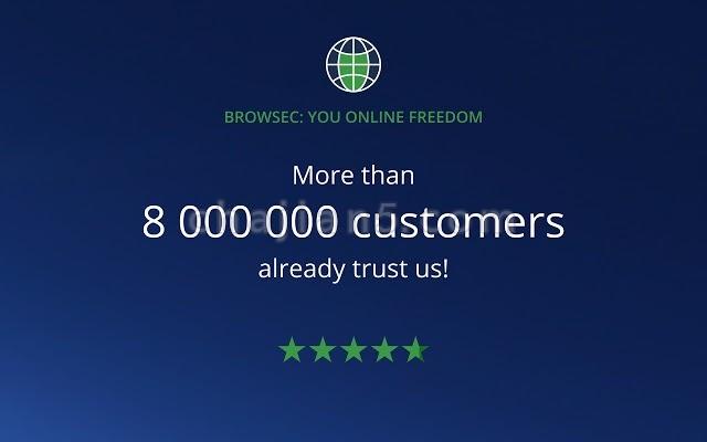 Browsec 一款上网辅助插件
