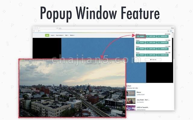 一键视频下载器One-Click Video Downloader