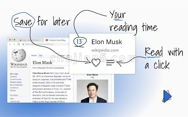 Fready 提升阅读效率的插件