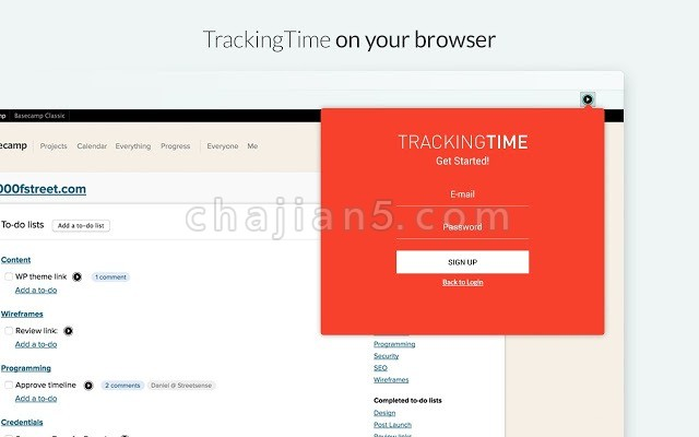 Tracking Time | Button跟踪统计你的上网时间
