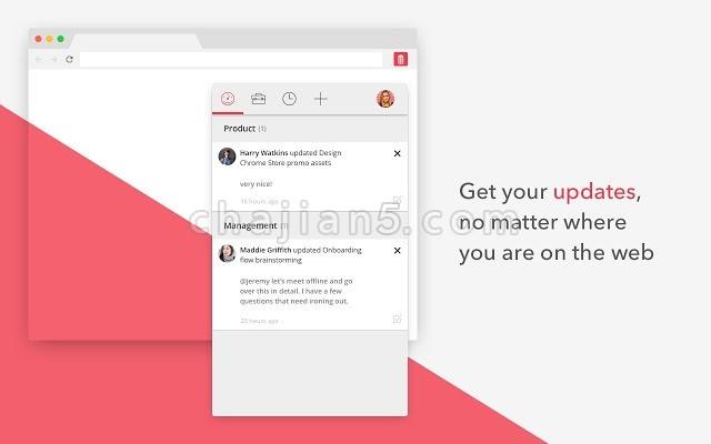 Redbooth for Chrome 简单轻巧的项目管理辅助插件