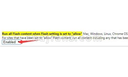 Chrome浏览器Flash视频网页Flash被拦截的解决办法