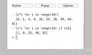 测试python代码、测试正则表达式的Chrome插件Python Shell
