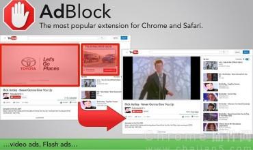 AdBlock屏蔽网页广告的神器 广告过滤