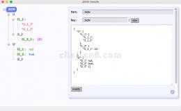 可对JSON格式内容浏览和编辑的Chrome插件JSON-handle