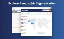 查看网站流量来源和排名信息的Chrome插件SimilarWeb
