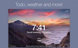 美到爆表的Chrome新标签页插件Momentum