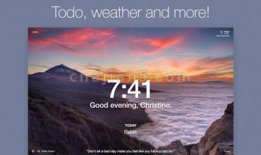 Momentum美到爆表的Chrome新标签页插件