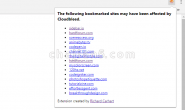 检测书签收藏夹链接是否有死链的Chrome插件Cloudbleed Bookmark Checker