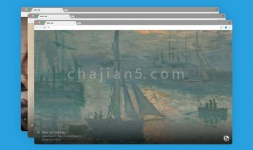 """谷歌官方每打开一个新标签页显示新的背景图插件""""Google 艺术与文化"""""""