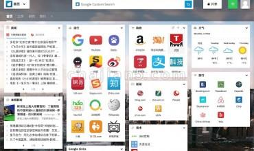 Start.me Chrome个性化新标签页插件