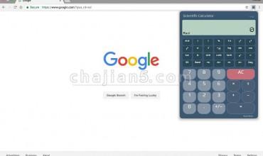 Scientific Calculator科学计算器-Google浏览器插件