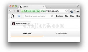 Notifier for Github-Github 提醒桌面提醒