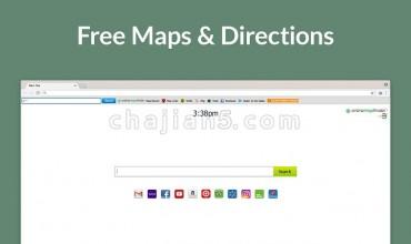 OnlineMapFinder 一键访问地图 查看交通情况