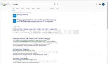 vLex 在谷歌搜索结果中推荐相关法律内容