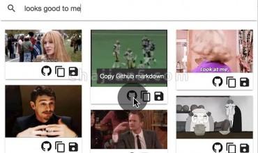 Popcorn GIF Search 一个GIF动图搜索器