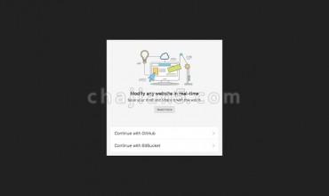 Sitemod.io前端开发页面修改插件