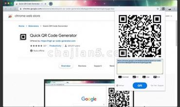 Quick QR Code Generator二维码生成器 (Quick QR)
